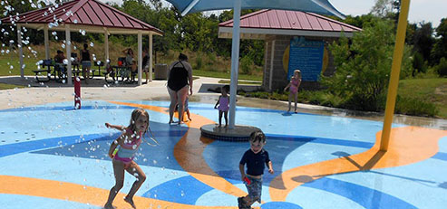 Falcon Pointe Splash Pad