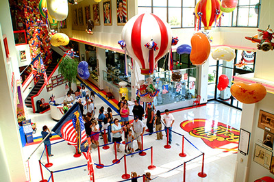 Things to do in San Francisco for Dads jelly belly factory