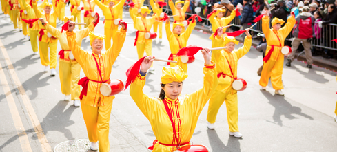 2014 Chinese New Year Parade in San Francisco