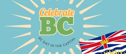 Celebrate BC Day